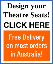 Design your own home theatre seats