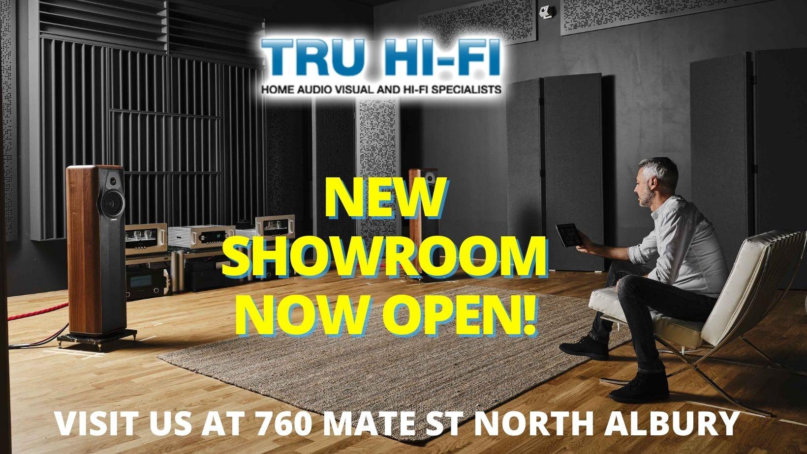 Tru Hi-Fi New Address 760 Mate St Albury
